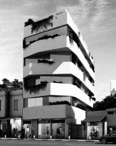 King George 4 residential building