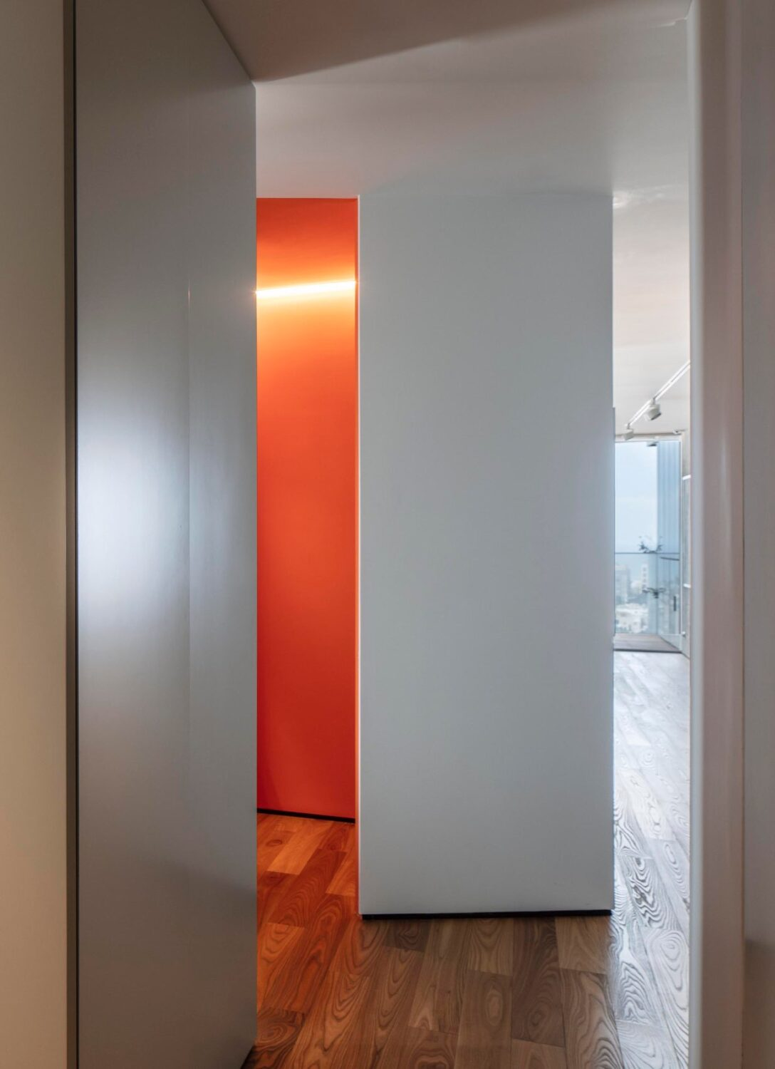 Assuta tower apartment