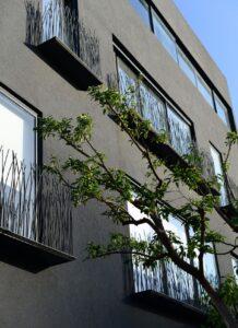 Eden residential building