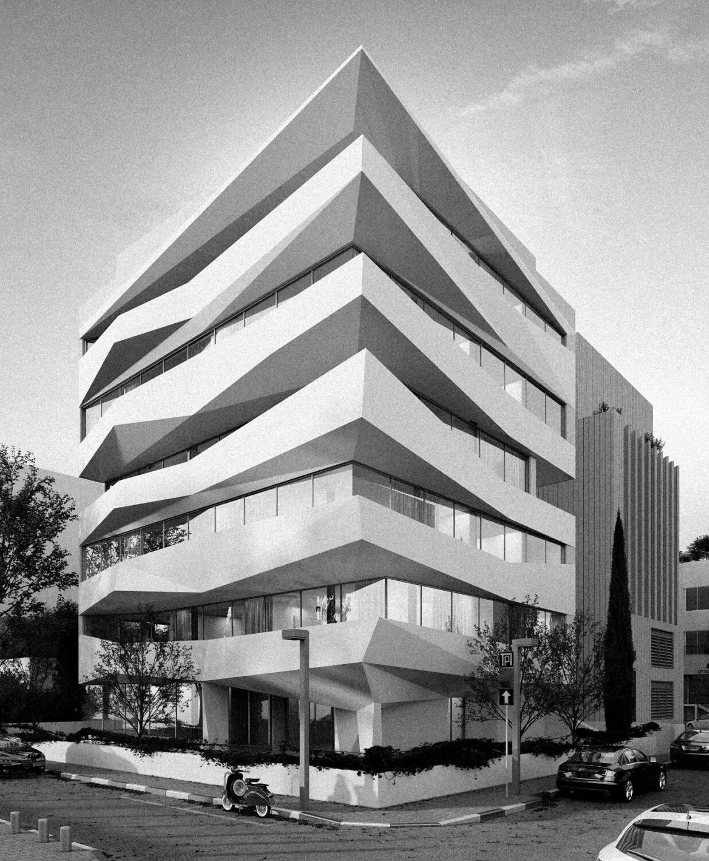 Vilna 9 residential building